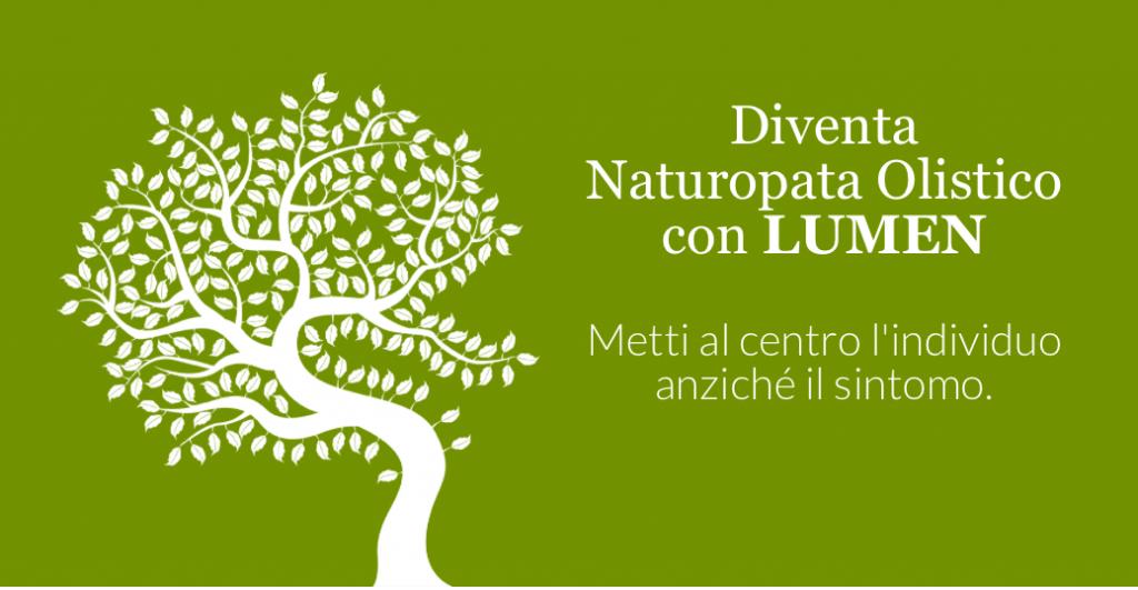 diventa naturopata