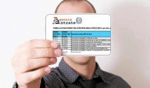 La posizione IVA presso l'Agenzia delle Entrate del naturopata prevede l'utilizzo del codice di attività n. 96.09.09