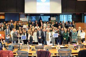 Gruppo LUMEN al parlamento Europeo Bruxelles