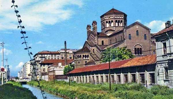 sede della scuola di naturopatia a milano