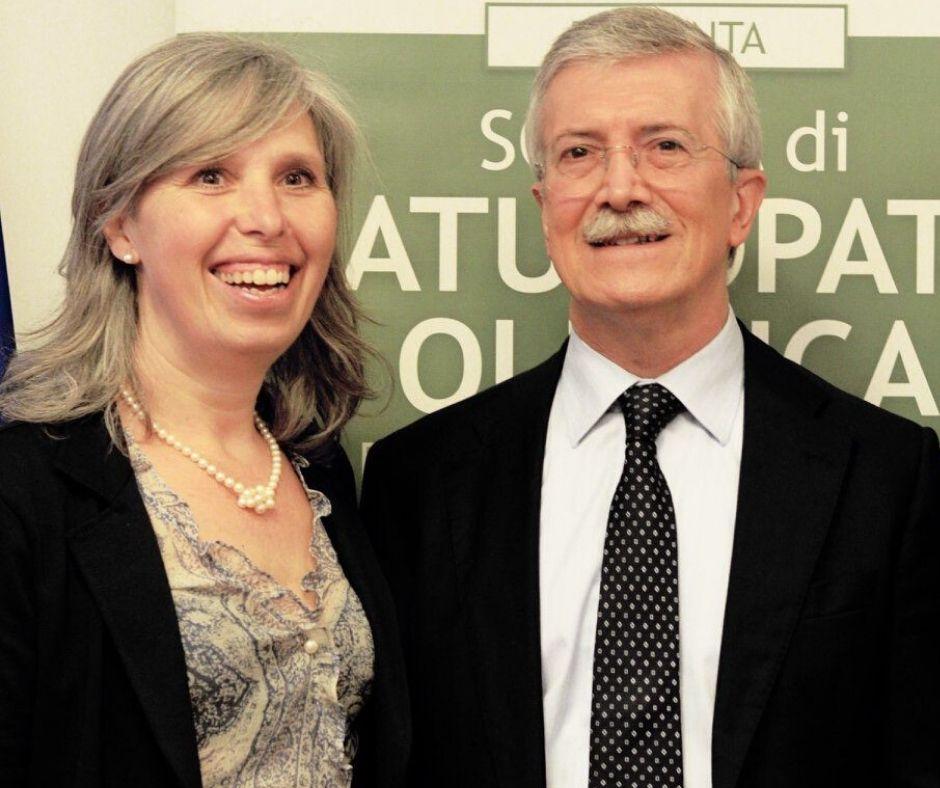 Milena Simeoni e Alberto Donzelli